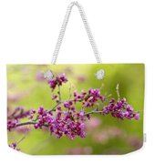 Pretty Little Pink Flowers  Weekender Tote Bag