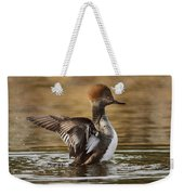 Pretty Little Redhead Weekender Tote Bag