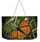 Pretty Monarch Weekender Tote Bag