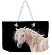 Pretty Palomino Pony Painting Weekender Tote Bag