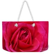 Pretty Pink Weekender Tote Bag
