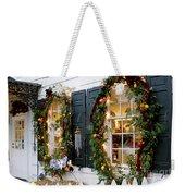 Pretty Store Windows Weekender Tote Bag