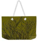 Prickly Branches Weekender Tote Bag