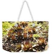 Prickly Lilies Weekender Tote Bag