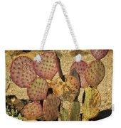 Prickly Pear Cactus Dsc08545 Weekender Tote Bag