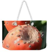 Prickly Pear Cactus Fruit - Indian Fig Weekender Tote Bag