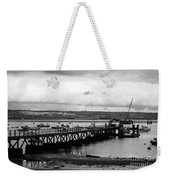 Priddy's Hard Jetty Weekender Tote Bag
