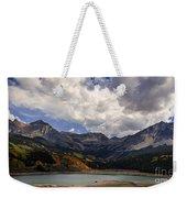 Priest Lake Colorado Weekender Tote Bag