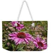 Primadonna Deep Rose Echinacea Weekender Tote Bag