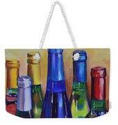 Primarily Wine Weekender Tote Bag