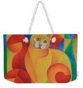 Primary Cat II Weekender Tote Bag