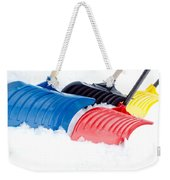 Primary Shovels Weekender Tote Bag
