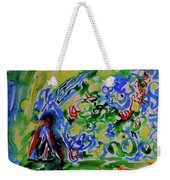 Primary Study II Finding The Way Weekender Tote Bag