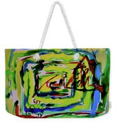Primary Study IIi Into The Light Weekender Tote Bag