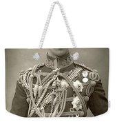 Prince Albert Victor Weekender Tote Bag
