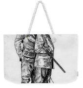 Prince Charles Hunting Weekender Tote Bag