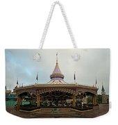 Prince Charmings Regal Carousel Weekender Tote Bag