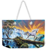 Prince Of The Mountains Weekender Tote Bag