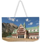 Prince Of Wales Hotel Weekender Tote Bag