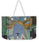 Prince Svyatoslav - Framed Weekender Tote Bag