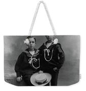 Princes Amedeo And Aimone Weekender Tote Bag