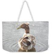 Princess Ducky Weekender Tote Bag