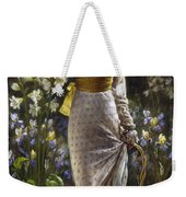 Princess Elvina Of Bavaria Weekender Tote Bag