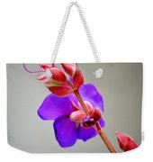 Princess Flower Blooms Weekender Tote Bag