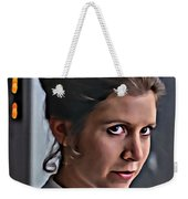 Princess Leia Weekender Tote Bag
