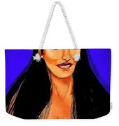 Princess Leia So Beautiful Weekender Tote Bag