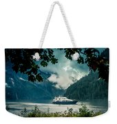 Princess Louisa Inlet Weekender Tote Bag