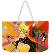 Princess Of Lightbeams Weekender Tote Bag
