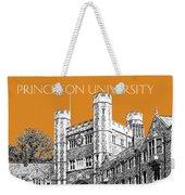 Princeton University - Dark Orange Weekender Tote Bag