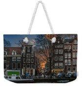 Prinsengracht 743. Amsterdam Weekender Tote Bag