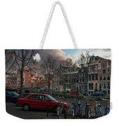 Prinsengracht 791. Amsterdam. Weekender Tote Bag
