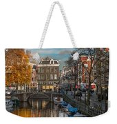 Prinsengracht 807. Amsterdam Weekender Tote Bag
