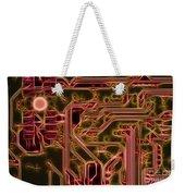Printed Circuit - Motherboard Weekender Tote Bag