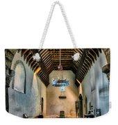 Priory Church Of St Seiriol Weekender Tote Bag by Adrian Evans
