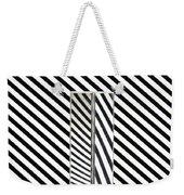 Prism Stripes 1 Weekender Tote Bag
