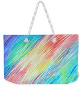 Prismatic Shore Weekender Tote Bag