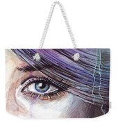 Prismatic Visions Weekender Tote Bag by Olga Shvartsur