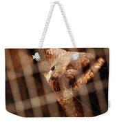 Prisoner Hawk  Weekender Tote Bag