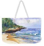 Pristine Mahaulepu Beach Weekender Tote Bag