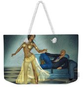 Private Dancer Weekender Tote Bag