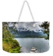 Private Dock Weekender Tote Bag