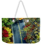 Private Thoughts Weekender Tote Bag