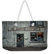 Pro Alignment And Repairs Weekender Tote Bag