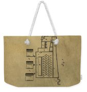 Process Of Extracting Bromine Patent Weekender Tote Bag