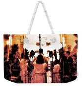 Procession Of Light Weekender Tote Bag