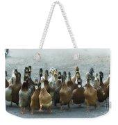 Professional Ducks 2 Weekender Tote Bag